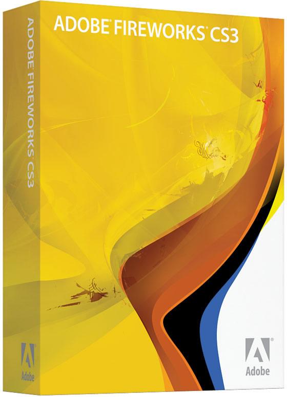 Adobe Fireworks CS3.
